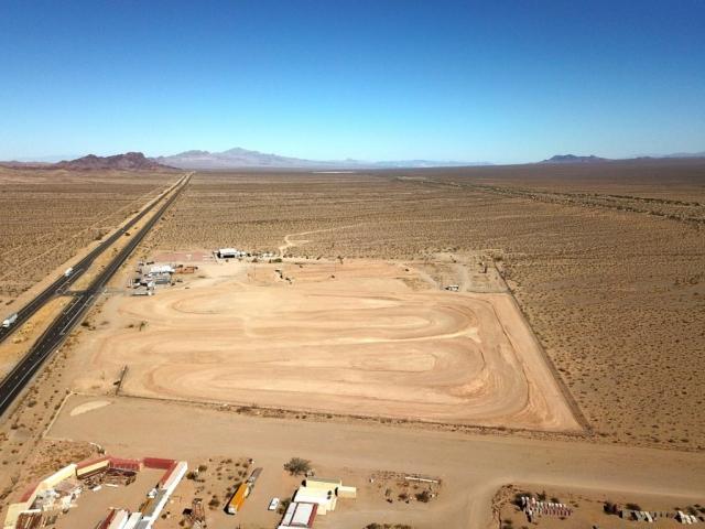 Las Vegas Off Road Racing - 1 Mile Pro Dirt Track